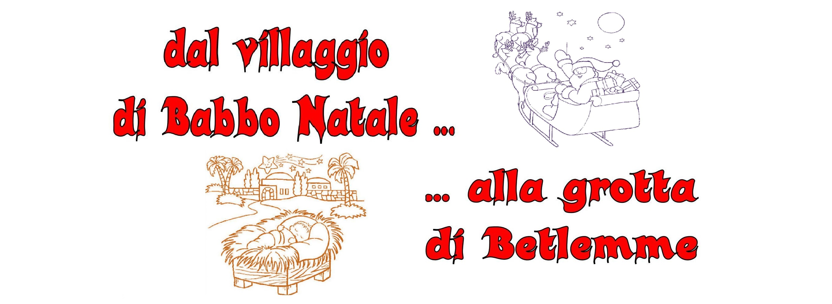 Natale seconde A B